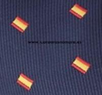 corbatas banderas